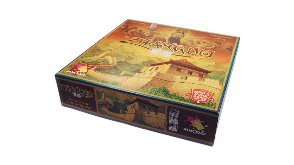 Manufacturing board game boxes