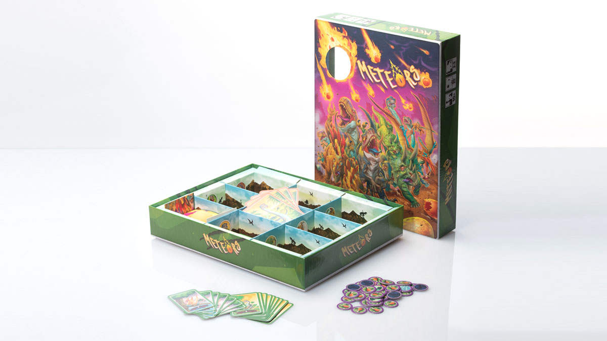 Manufacturing board games